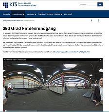 Falsche Darstellung 360 Grad Video - Update benötigt!